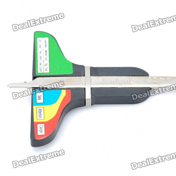 How To Use Tire Tread Depth Gauge >> Tire Tread Depth Gauge Cost | 2018, 2019, 2020 Ford Cars