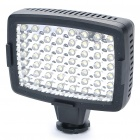 240LM 5400K 56-LED White Video Light for Camera/Camcorder