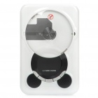Stylish Wall Mounted CD Player with SD/USB Slot - White