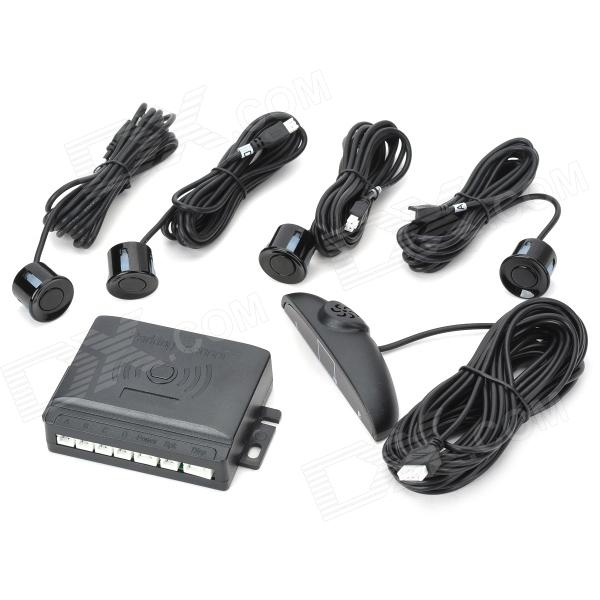 Car Back-Up/Parking Sensor Radar System - Black Santa Ana Продажа б у