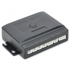 Car Back-Up/Parking Sensor Radar System - Black