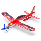 DIY Polyfoam Airplane Model Toy - Random Pattern