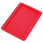 Protective Soft Silicone Case for Kindle 4 - Deep Red