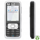 Refurbished Nokia 6120 Classic Symbian S60 WCDMA Smartphone w/2.0' LCD, and FM - Black + Silver