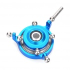 CCPM Stainless Steel Swashplate for 450 R / C Airplane V2 / V3 - Blue + Silver