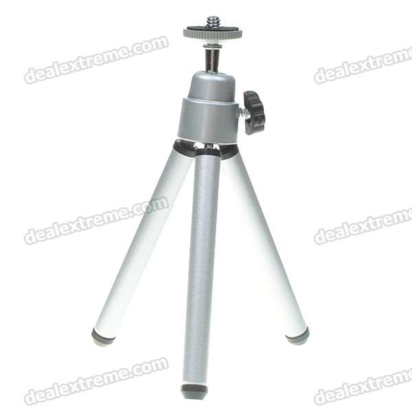 Mini Tripod for Digital Camera (5.5-inch)