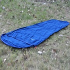 PYRENEES 210 Warm Mummy Sleeping Bag - Blue