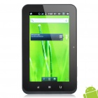 "7.0"" LCD Capacitive Touch Screen A10 1.2GHz Tablet PC w/ Camera/HDMI/TF/Mini USB (512MB DDR3/4GB)"
