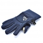 Touch Screen Winter Gloves for Iphone / Ipad + More - Dark Blue (Size-S)