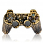 Designer's DoubleShock Bluetooth Wireless SIXAXIS Controller for PS3 - Bronze
