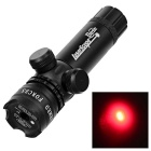 CXJG-1 Red Laser Gun Aiming Sight w/ Pressure Switch / Mount / Hexagon Wrench / Velcro (1 x CR123A)