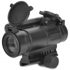 1X 33mm Red/Green Dot Rifle Scope - Black (2 x AR13)