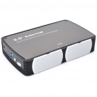 USB 3.0 External Hard Drive Enclosure for 3.5
