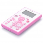 "OT-C123 Kids GSM Cellphone w/ 1.2"" LCD Screen, Tri-Band and FM - Pink"