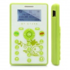 "OT-C123A Kids GSM Cellphone w/ 1.2"" LCD Screen, Tri-band, Flashlight and FM - Green"