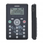 "OT-C123 Kids GSM Cellphone w/ 1.2"" LCD Screen, Tri-band and FM - Black"