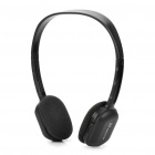2.4GHz Wireless Headphones with Receiver - Black (2 x AAA)