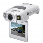 "Mini Car Shaped 720P 1MP CMOS Wide Angle Car DVR Camcorder w/ 2-LED / HDMI / TF (2"" LCD)"