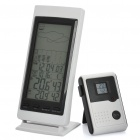 "RF-104 5.3"" / 0.9"" LCD Wireless Weather Forecast Thermometer / Hygrometer"