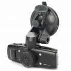 IPU GS1000 1080P 5MP Car Black Box DVR Camcorder w/ GPS / G-Sensor / TF / Mini HDMI (1.5