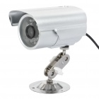 "300KP 1 / 4 ""CMOS Digital Security Camera w / 24-LED IR Nachtsicht / TF Slot"