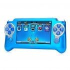 "4,3 ""LCD Resistive Touch Screen Handheld-Konsole Multedia Player w / TV-Out/TF/HDMI/FM (4GB)"