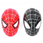 Spiderman Style Toothbrush Holder with Suction Cups - Black + Red (Pair)