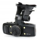 "5.0MP 1/2.5"" CMOS Wide Angle Car DVR Camcorder w/ 4-LED Night Vision / TF / HDMI / AV-Out (1.5"" LCD)"