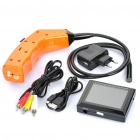 "3.5"" 2.4G Wireless Inspection Camera Tool DVR w/ MP3"
