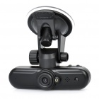 5.0MP Wide Angle Car DVR Camcorder w/ GPS Logger / G-Sensor / HDMI / AV / TF (Screen-Free)