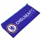 Creative Chelsea Football Club Logo Pattern Dacron Purse/Wallet - Blue + White