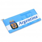 Football/Soccer National Team Style Single-Compartment Dacron Wallet - Argentina