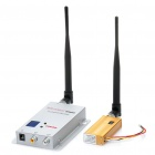 16-CH 1.2GHz 700mW Wireless AV Transmitter Receiver Set (DC 12V)