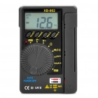"XB-862 1.6"" LCD Portable Digital Multimeter (2 x AAA Battery)"