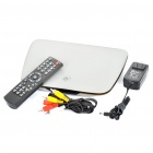 JESURUN J03 1080P Linux 2.6.x Android 2.2 Network Media Player w/ Dual USB / HDMI / LAN / WiFi +More
