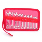 Combination Spanner Wrench Set Electronic Tool Kit (10-Piece Pack)