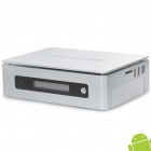 X6 1080P Full HD Android 2.2 Google TV Player w / Dual USB / SD / HDMI / LAN / Optical