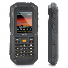 Rugged Sonim XP2.10 Sprirt IP-67 WCDMA Barphone w/ 2.0