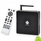 1080P Full HD Android 2.3 Network Media Player w/ Dual USB / SD / SATA / LAN / HDMI / CVBS / Coaxial