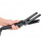 Professional Electric Curling Hair Iron (AC 100~240V / 2-Flat-Pin Plug Cable)