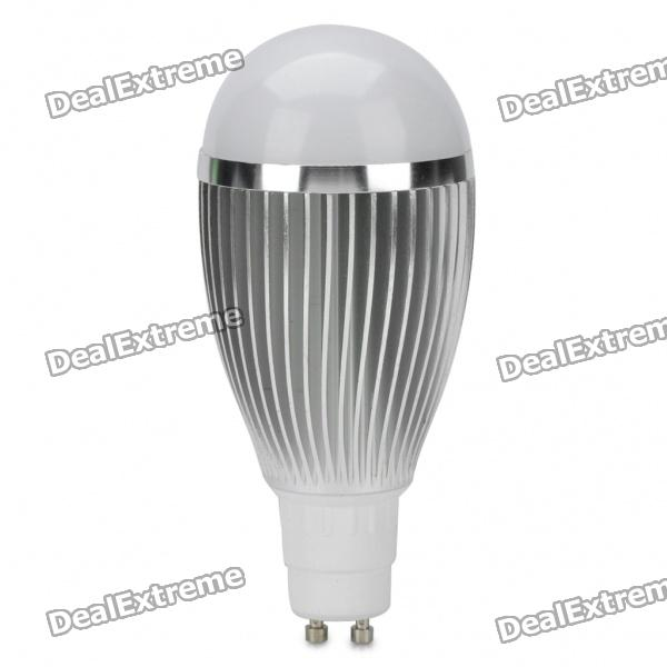 GU10 8W 640LM 16-SMD LED 5630 6000-6500K Light Bulb - Silver + White (85-265V) nice tea cup background 5 7ft vinyl fabric cloth цифровая печать photo studio backdrop s 3031