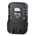 KING Wireless TTL Flash Trigger Transmitter Receiver for Sony (2 x AA)