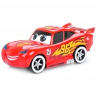 Cars McQueen Toy with Light & Sound Effects - Red (2 x AA)