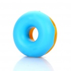 Cute Doughnut Style Silicone Earphone Cable Winder / Organizer (Random Color)