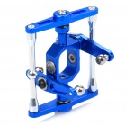 Aluminum Alloy Flybar Control Seesaw Holder Assembly Set for R/C Helicopter 450 V2