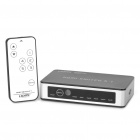 6-Port 1080P HDMI Switch Switcher with Remote Controller (5-IN/1-OUT)