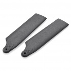 Plastic Tail Blades for R/C Helicopter 450 V2 / V3 (Pair)