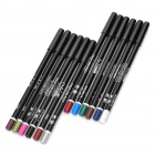 Cosmetic Makeup Eye Shadow Pen Eyeliner Pencil (12-Color / 12PCS)