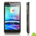 "X15i Android 2.3 WCDMA TV Smartphone w/ 4.3"" Capacitive, Dual SIM, Wi-Fi and GPS - Black"