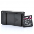 Replacement BL-6Q 3.7V 1800mAh Battery w/ Charger for Nokia 6700C / 8500C / 6100S / 6100C